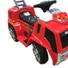 Kids' Ride-On Red Fire Truck