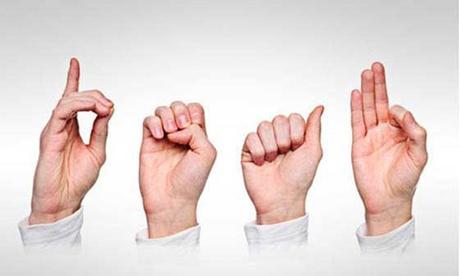 Curso online de lengua de signos básico y/o avanzado desde 19 € en Centro Súmate
