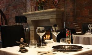 Restaurant Europea: 90 C$ pour un repas gastronomique personnalisé du midi pour 2 personnes avec vin au Restaurant Europea (valeur de 183 C$)