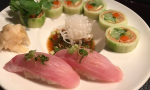 Up to 44% Off Dinner at Fontana Sushi