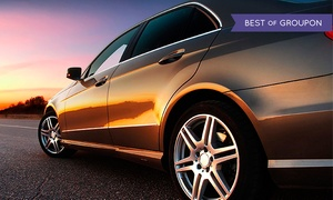 Stereo West Autotoys: Tinting for Two Front Windows, for Two- or Four-Door Car, or for SUV at Stereo West Autotoys (Up to 54% Off)