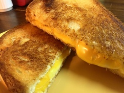 Cory's Grilled Cheese: Grilled Cheese and Sides for One, Two, or Four at Cory's Grilled Cheese (Up to 40% Off)