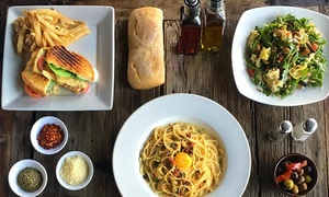 The Sit Down: Brunch, Lunch or Dinner at The Sit Down (Up to 50% Off). Three Options Available.