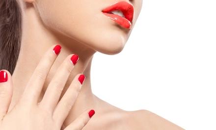Manicure, pedicure, ricopertura