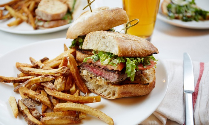 Steagles Pennsylvania Pub - Melbourne: $12 for $20 Worth of Burgers, Cheesesteaks, and Wings at Steagles Pennsylvania Pub