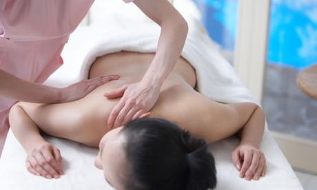 60- or 90-Minute Swedish or Deep-Tissue Massage at Eternal Bliss (Up to 34% Off)