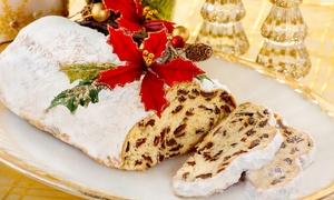 Bäckerei Krause: Original Dresdner Christstollen zur Abholung bei der Bäckerei Krause (bis zu 30% sparen*)