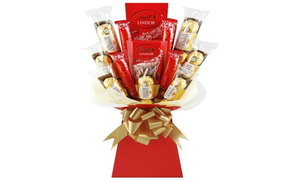 Chocolate Bouquet Order from Flowers Delivery 4 U