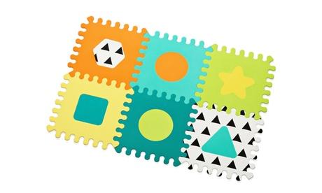 Tappetino puzzle in schiuma morbida Infantino
