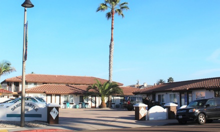Stay at Sand Castle Inn and Suites in Imperial Beach, CA. Dates into February.