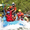 Up to $87 Off River Rafting and Ziplining Trips