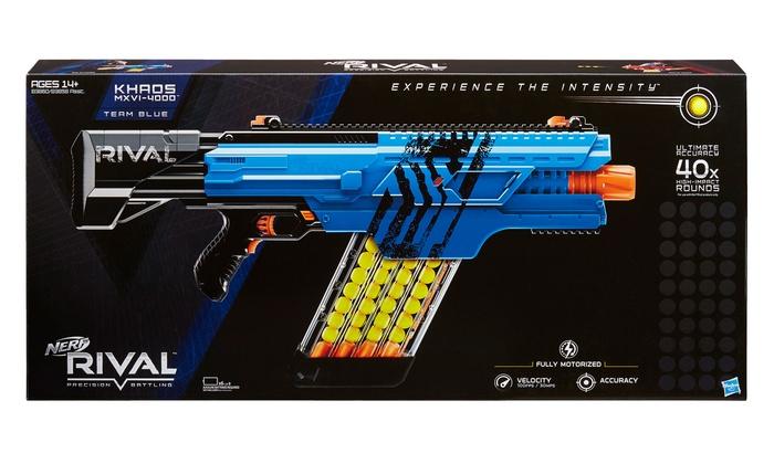 ... Nerf Guns – Six Options: Nerf Guns – Six Options