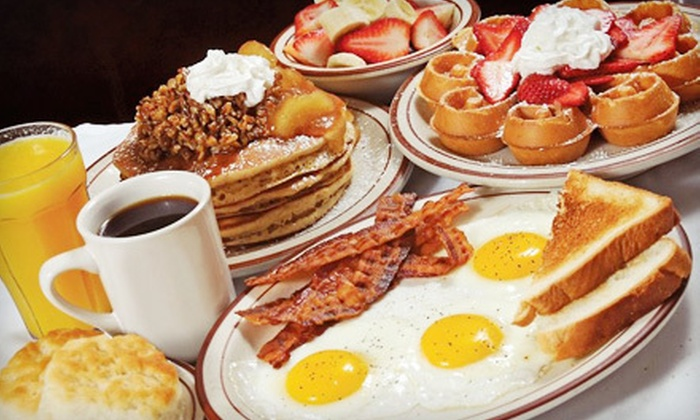 Sunnyside Café and Restaurant - Virginia Beach: $10 for $20 Worth of American Breakfast, Lunch, and Brunch Food at Sunnyside Café and Restaurant