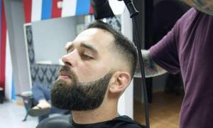 Barbería David Cabello: 2 cortes con opción a 2 arreglos de barba, 2 depilaciones de cejas y/o 1 desrizado desde 8,95€ en Barbería David Cabello