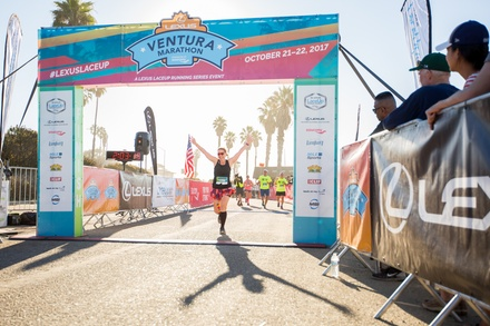 $20 to Run the Downtown Mile at the Ventura Marathon on October 20 ($34.95 Value)