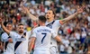 LA Galaxy  – Up to 42% Off Soccer Game