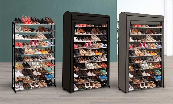 Etagere Chaussures. Banc Agama Environ Paires La Redoute
