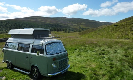 Reading: Up to 4-Night Campervan Hire for Four People with Kevs Kampers