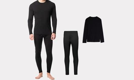 Set leggings e maglia da uomo