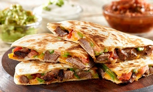 BarBurrito: Fresh Mexican Food at BarBurrito (Up to 50% Off). Two Options Available.