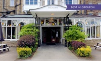 Harrogate: 1 of 2 Nights for Two with Breakfast, Glass of Fizz, Late Check-Out, and Option for Dinner at Cairn Hotel