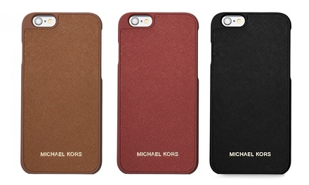 Michael kors iphone 6 6s case groupon goods for Housse iphone 6 michael kors