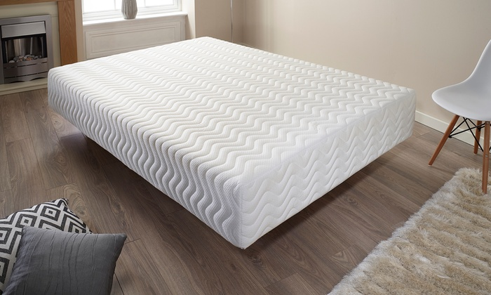 Total Relief Memory Foam Mattress
