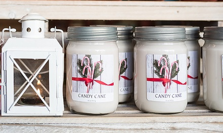 Scented Candles from Waxhaw Candle Company