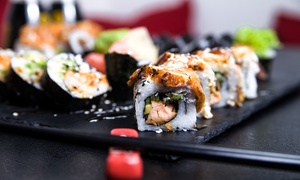 Kazoku Sushi: Całe menu: 69,99 zł za groupon wart 100 zł i więcej opcji w Kazoku Sushi – 2 lokalizacje (-30%)