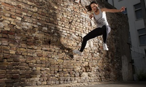 76% Off Parkour Classes at BAM Academy, plus 6.0% Cash Back from Ebates.