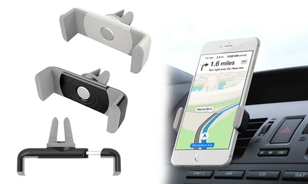 Universal Air Vent Car Mount Holder for Smartphones: One ($8) or Two ($12)
