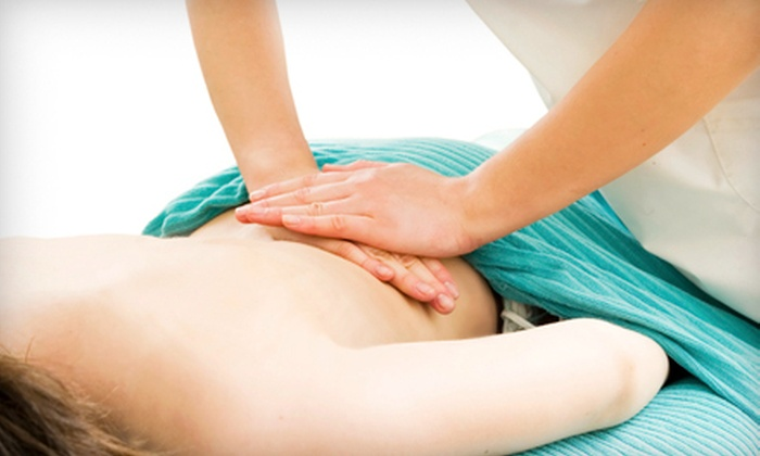 Ellison Family Chiropractic - Eagle: $30 for Exam, EMG Scan, and One-Hour Massage at Ellison Family Chiropractic in Eagle ($145 Value)