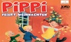 Theater: Pippi feiert Weihnachten