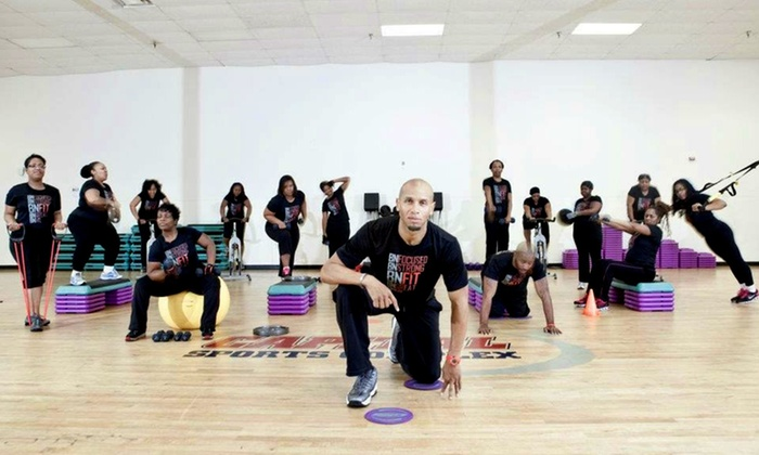 BNFIT BootCamps - Suitland High School: 10 Boot-Camp Classes or One Month of Boot Camp at BNFIT BootCamps (Up to 60% Off)