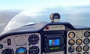 Avio Club Val Vibrata: Esperienza da pilota con sorvolo della riviera delle Palme (sconto fino a 73%)
