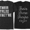 Lost Gods Men's Grammar T-Shirts