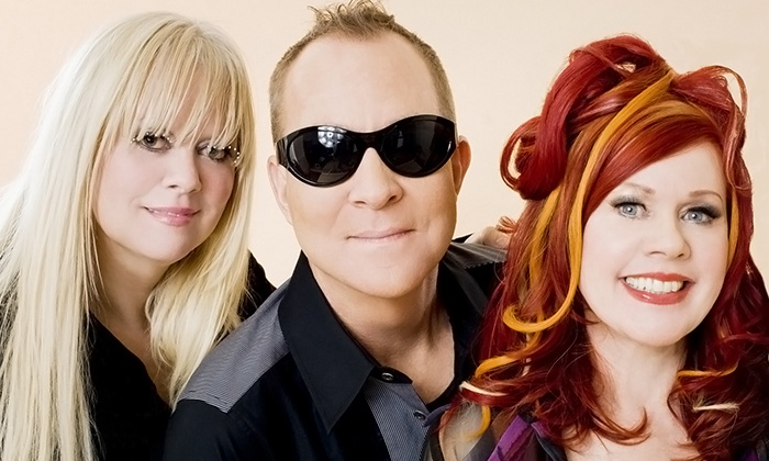 The B-52s with DJ Robert Drake - The Fillmore Philadelphia: The B-52s on October 30 at 8 p.m.