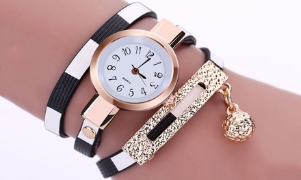 Megan Wrap Watch