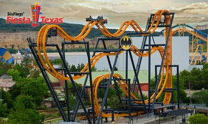 Six Flags Fiesta Texas: Single-Day Admission to Six Flags Fiesta Texas (38% Off)