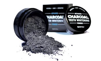 Activated Charcoal Teeth Whitening Powder (1-,2-, or 4-Pack)