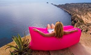 Brilliant Inflatable LoungeBag at Brilliant Inflatable LoungeBag, plus 6.0% Cash Back from Ebates.