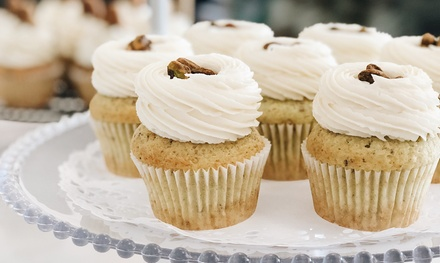 Cupcakes or Treats at Camarillo Cupcake (Up to 42% Off). Two Options Available.
