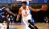 Westchester Knicks - Westchester County Center: Westchester Knicks Basketball Game (December 20–March 28)