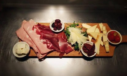 Two-Course Lunch with Wine or Beer for Two or Four at Zitano (Up to 75% Off)