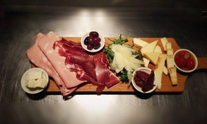 Zitano: Two-Course Lunch with Wine or Beer for Two or Four at Zitano (Up to 75% Off)