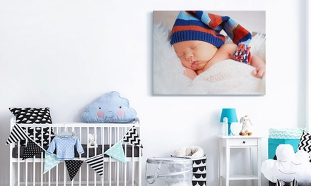 From $8.99 for a Personalised Picanova Canvas (Dont Pay up to $233.80)