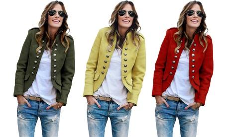 1 o 2 chaquetas para mujer de estilo Naval