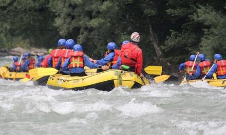Sconto Esperienze Groupon.it Esperienza rafting sul fiume Noce