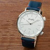 Simplify The 3300 Men's World-Time-Zone-Dial Watch