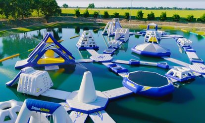 60-Minute Water Park Entry and Wetsuit Hire for One, Two or Four at Thorpe Lakes (25% Off)